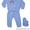 Детский вязаный костюм #1361910