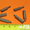 Стойка установочная крепежная круглая с лысками с резьбовыми концом и отверстием #1603449