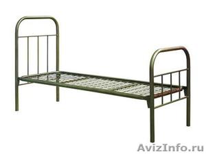 Кровати одноярусные, кровати армейские, кровати для лагеря, больницы   - Изображение #4, Объявление #689410