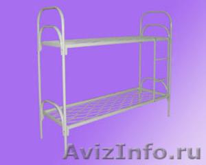 Кровати одноярусные, кровати армейские, кровати для лагеря, больницы   - Изображение #2, Объявление #689410