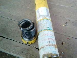 Буровой инструмент  долота , пневмоударники коронки к ним  - Изображение #2, Объявление #1652236