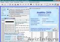 Analitika 2009 - Бесплатный программный продукт для учета в торговой компании