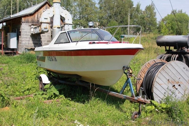 моторные лодки и катера в томске