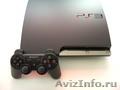 прошивка  игровой приставки PS3
