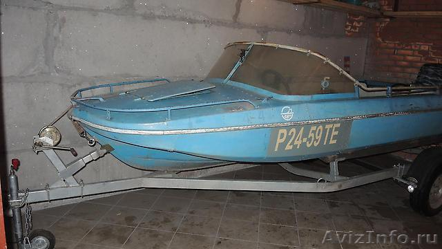 куплю лодку обь: