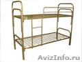 кровати для лагеря, кровати металлические для гостиницы, кровати оптом - Изображение #6, Объявление #902295