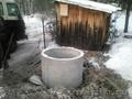 колодца под воду выгребные ямы обустройство скважин отопление