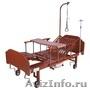 Кровать медицинская функциональная для лежащих больных